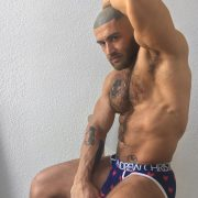 I tried the #AndrewChristian COQ underwear - cocorico