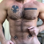 CHEST TRIMMING