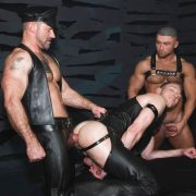 it's good to be bad #folsomleather