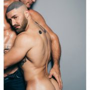 """Austin Wolf and I for """"A is For Alpha"""" by cockyboys.com"""
